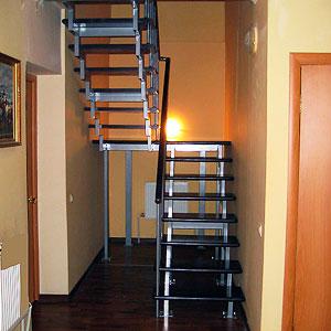 Лестницы своими руками п-образная